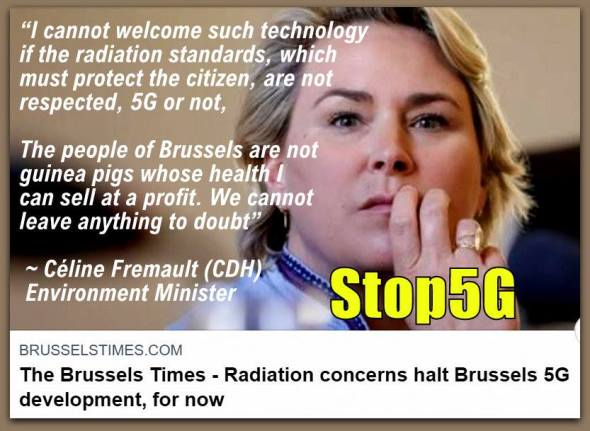 Brussels 5g
